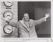 """Peter Finch in """"Network"""" Vintage Movie Still"""