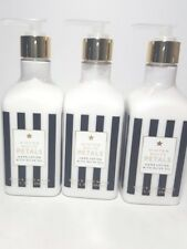 New Bath and Body Works Winter White Petals Hand Lotion with Olive Oil 10 fl oz