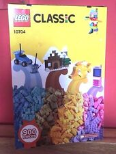 Lego Classic Creative Brick Box 900 Pieces 10704 NEW & SEALED