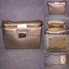 NEW Michael Kors Cross Body Bag Fulton Metallic - Sealed