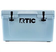 ~ NEW LOOK ~ BLUE RTIC 45 COOLER ~ IN STOCK FREE SHIP ~ ROTO MOLDED ~ TUNDRA ~