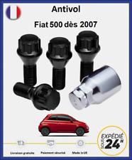 caches capuchons ecrous de roues 17 mm chrome  FIAT FIORINO 147