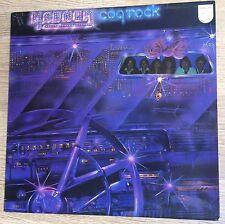 "LP Magnum ""Coq'rock"" rock français bluesy 1976 Jacky Chalard Verbeke EXC"