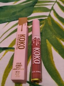 Kylie Cosmetics KOKO The Bigger The Hoops Liquid Lip Pink Nude Mauve