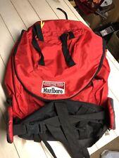 Vintage Marlboro Adventure Team Back Pack Large Size
