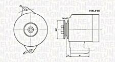 Alternator For LADA 110 111 112 Niva II 2110 2111 2112 2121 2123 2131 94123701