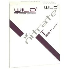 WILD Nitrate Test Kit | NO3 | Marine & Freshwater | 50 Test | Aquarium Test Kit