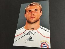 MICHAEL RENSING FC BAYER MÜNCHEN signed Photo 10x15
