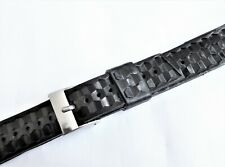 Vintage 14mm NOS Rubber Water proof Watch Strap New Old Stock