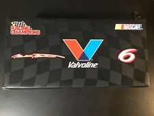 1998 MARK MARTIN VALVOLINE #6 AUTHENTICS DIECAST LIMITED EDITION UNOPENED