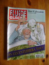 Fluide Glacial n° 365 couverture BOUCQ
