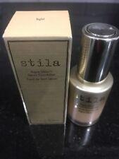 Stila Foundation * LIGHT * Aqua Glow Serum 1oz - NEW IN BOX Fresh