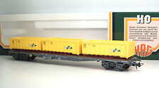 """HAG 381 SBB Abrollcontainer Rs-x """"ACTS"""" Gelb - Ep IV"""