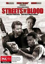 Streets of Blood * NEW DVD * Curtis 50 Cent Jackson Val Kilmer Sharon Stone