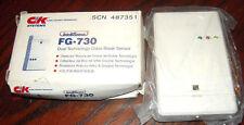 FG-730 Dual Technology Glass Break Sensor by C&K Systems/ Intellisense Security