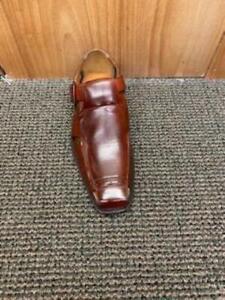 Antonio Cerrelli Chocolate Brown Dress Sandals