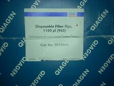Qiagen Disposible Filter Tips 1100 Ul 960 New