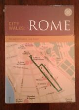 City Walks: ROME, 50 Adventures on Foot, cards
