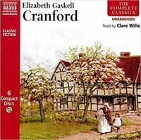Cranford - by Elizabeth Gaskell - Naxos - Audio Book - 6CD