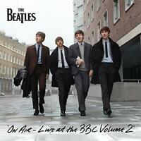 THE BEATLES - ON AIR-LIVE AT THE BBC VOL.2 - 2xCD NEU