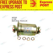Wesfil Fuel Filter WZ325 fits Toyota Cressida 2.8 i (MX73)