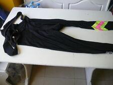 pantalones cortos ciclismo vintage Noret Noretex negro pantalón T 5