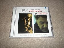 The Insider CD  by Lisa Gerrard of Dead Can Dance Soundtrack SEALED