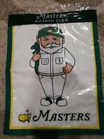 2021 Masters Gnome Garden Pin Flag Augusta National Golf Club