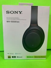 Sony Wh-1000Xm3 Wireless Noise-Canceling Over-Ear Headphones Black free ship