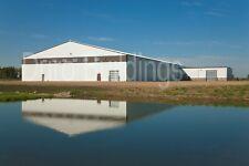 DuroBEAM Steel 100x100x24 Metal Building Kits Prefab Clear Span Structure DiRECT