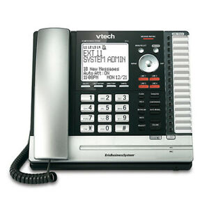 VTech UP416 1.9GHz 4-Line Cordless Phone Up To 5-Way Conferencing