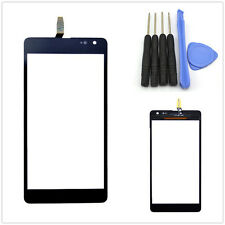 Front Touch Screen Digitizer Glass Panel Replace for Microsoft Nokia Lumia 535+T