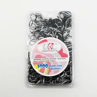 Mini Polyband Hair Ties (1000 Pcs)