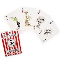 Tim Burton Deck Playing Cards New