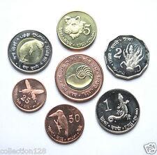 Andaman & Nicobar Coins Set of 7 Pieces 2011 UNC