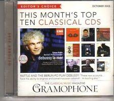(CR906) The Gramophone, Oct 2005 - CD