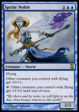 MTG SPRITE NOBLE FOIL - FOLLETTA NOBILE - TSP - MAGIC
