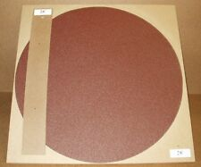 Luthier's 25' contoured radius dish/disk WITH MATCHING ABRASIVE !!