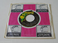 Frijid Pink 1970 Parrot 45rpm Sing A Song For Freedom b/w End Of The Line