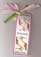 Manolo Blahnik SHOES (NEW) Bookmark