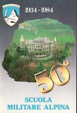 Z421) 50 ANNI SCUOLA MILITARE ALPINA, AOSTA.