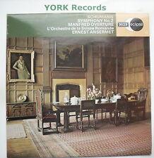 ECS 759 - SCHUMANN - Symphony No 2 / Manfred Overture ANSERMET - Ex LP Record