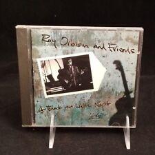 Roy Orbison & Friends- A Black & White Night Live (CD) 1989, Virgin