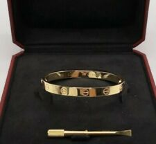 Authentic Pre Owned Cartier Love Bangle