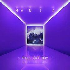 Fall Out Boy Mint (M) Grading Pop Vinyl Records