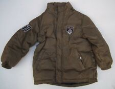 Gap lightly padded Gold Brown School, casual Boys Jacket age 6-7  years