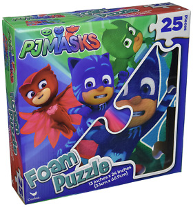 Cardinal PJ Masks Foam Puzzle Mat 25 Pieces