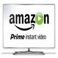 6 Month Amazon Prime Video Account