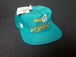 Cap - Miami Dolphins  - NFL - Vintage