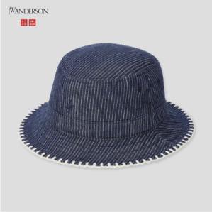 UNIQLO X JW ANDERSON 2021 UNISEX WASHED COTTON BUCKET HAT CAP 438655